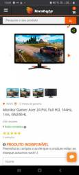 Vendo monitor 144hz  R$ 900