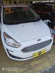 Ford KA 1.0 (Completo+ Instalação Grátis do Gnv)Pequena Entrada + 48 x 785.00