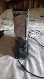 Xbox 360 Desbloqueado- Troco por contrabaixo