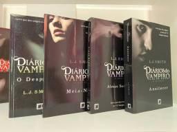 Série Diários do Vampiro - L. J. Smith
