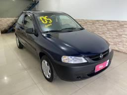GM Celta + GNV