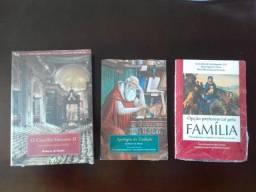 Kit livros Roberto De Mattei - Concílio