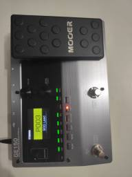 Pedaleira Mooer GE 150 (não Ampero, Pod HD, Helix, Boss)