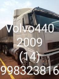 Volvo 440 trucado