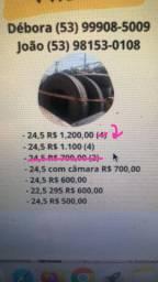 Vende-se Pneus (preços na descrição)
