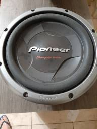 Alto falante pioneer 12 polegadas