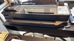 Vendo Impressora Plotter HP Designjet T120