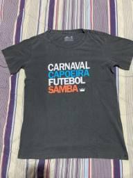 Camiseta OSKLEN Nova | Queima de Estoque | Tam G