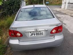 Corolla 2005 modelo Xei