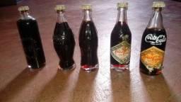 Miniaturas de coca cola