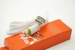Cabo USB - Micro USB - Reforçado - Kaidi