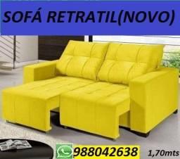 Hora de Comprar barato!!Sofa Retratil Perfeito Para Apartamento Apenas 949,00