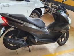 Pcx Honda Cinza 2016, novíssima!!!!