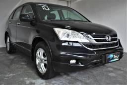 Honda Cr-v 2010 exl automático + teto solar + gnv g5 4x4 ( 48x 914 )