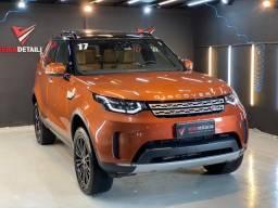 New Discovery HSE Luxury Td6 - 2017 - Diesel - 27.000km - Top de Linha - Veiga Veículos