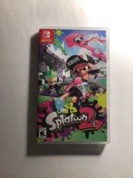 Splatoon 2 seminovo