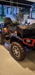 Quadriciclo polaris 850cc