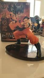 Goku Banpresto Colosseum - Estátua