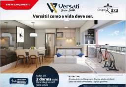 Lançamento Versati 53m² com 2 Dormitórios 1 Suíte - Jardim Satélite