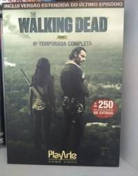 The Walking Dead 6 Temporada - (5dvd´s)