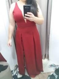 Vestido vermelho G
