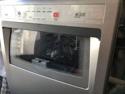 Lava louça com problema na drenagem