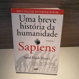 SAPIENS UMA BREVE HISTÓRIA DA HUMANIDADE