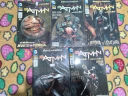 Batman morte da família