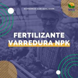 Fertilizante Varredura NPK
