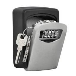 Cadeado cofre para chaves e pequeno objetos