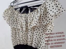 Vestido Importado poa / veste M / 9 8 5 7 5 8 9 3 8