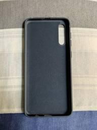 Case para Samsung A51 - Azul marinho