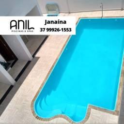 Título do anúncio: JA - Piscina Anil - 700 x 320 x 140m - Com garantia de 15 anos