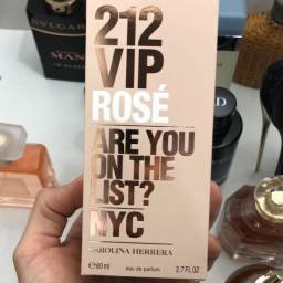 212 vip rose original Desapego!!