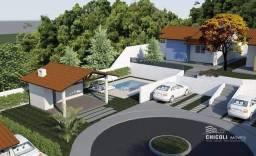 Casa com 2 dormitórios à venda, 55 m² - Remanso I - Vargem Grande Paulista/SP