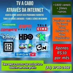 Título do anúncio: Direto em su tv smart - Maceió /AL