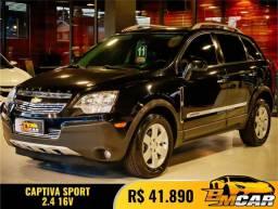 GM - Chevrolet CAPTIVA SPORT FWD 2.4 16V 171/185cv 2011 Gasolina