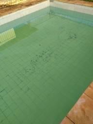 Limpeza de piscinas/piscineiro