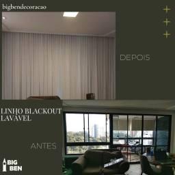 Título do anúncio: Linho blackout lavável 07