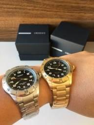 Relógios Orient 100% ORIGINAIS ENVIAMOS CATÁLOGO