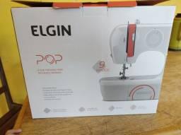 Vendo máquina de costura Elgin nova