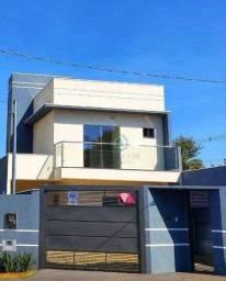 Sobrado à venda, 127 m² por R$ 515.000,00 - Vila Sobrinho - Campo Grande/MS