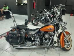 Título do anúncio: Harley Davidson Heritage Classic Flstc- 2016
