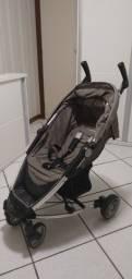 Carrinho De Bebê Helios Capuccino Kiddo Usado