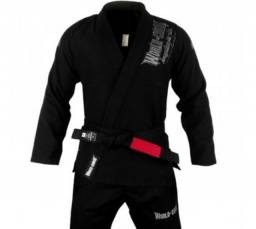 Kimono jiu jitsu profissional bjj alta performance top de linha world combat novo