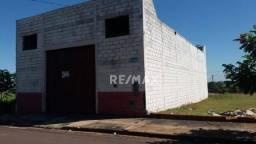 Título do anúncio: Barracão à venda, 200 m² por R$ 305.000,00 - Residencial Anita Tiezzi - Presidente Prudent