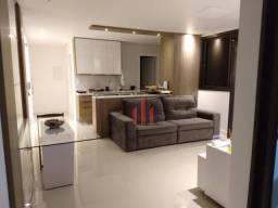 Apartamento com 2 dormitórios à venda, 112 m² por R$ 690.000,00 - Canasvieiras - Florianóp