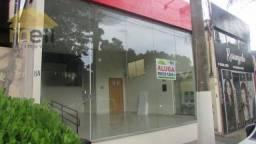 Salão para alugar, 100 m² por R$ 3.500,00/mês - Jardim Bongiovani - Presidente Prudente/SP