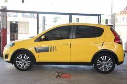 Fiat Palio Sporting 1.6 Amarelo