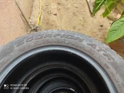4 pneus Pirelli Scorpion ATR 205/65X15